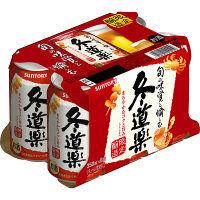 【冬季限定】サントリー 新ジャンル 冬道楽 (2018年冬限定) 350ml ×6缶