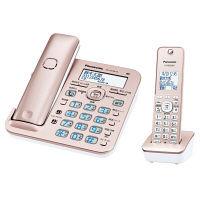 パナソニック コードレス電話機(子機1台付き)(ピンクゴールド) VE-GD56DL-N 1台  (直送品)