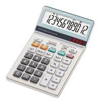 シャープ 電卓 12桁 (ナイスサイズタイプ) EL-N732K-X 1台(直送品)