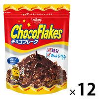 日清シスコ チョコフレーク 80g 1セット(12袋)