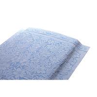 <LOHACO> ファミリー・ライフ 今治産ジャガード織タオルケット3色組 幅1400×高さ1900mm (直送品)画像