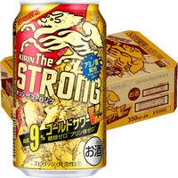 キリンビール ザストロング ゴールドサワー350ml ×24缶