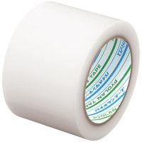 ダイヤテックス 養生テープ パイオランクロス粘着テープ Y-09-CL 塗装養生用 クリア 幅100mm×長さ25m巻 1巻