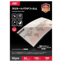 パウチフィルム A3サイズ YP100A3Z 1箱(100枚入) アコ・ブランズ・ジャパン