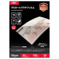 パウチフィルム A3サイズ YP20PA3Z 1パック(20枚入) アコ・ブランズ・ジャパン