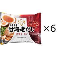 tabet だし麺 北海道産甘海老だし味噌ラーメン 104g [3470]