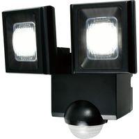 朝日電器 乾電池式センサーライト2灯 ESL-N112DC(直送品)