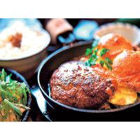 【お歳暮ギフト・のし付】オリーブ牛ハンバーグ8個セット ※送料無料 (直送品)