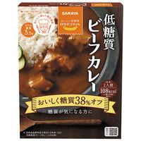 サラヤ ロカボスタイル 低糖質ビーフカレー 140g 1個