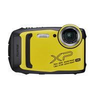 富士フイルム コンパクトデジタルカメラ FinePix XP140 イエロー SDカードセット FX-XP140Y SET