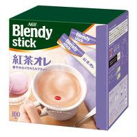 味の素AGF ブレンディ スティック 紅茶オレ 1箱(100本入)