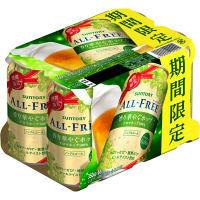 サントリー オールフリー〈香り華やぐホップ〉 × 6缶