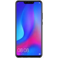 Huawei HUAWEI nova 3/Black/51092XVE nova 3/Black 1台(直送品)