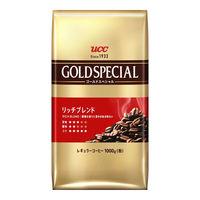 UCC ゴールドスペシャル リッチブレンド 1セット1kg2袋