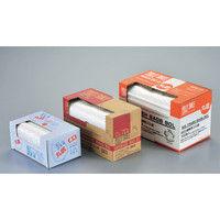 吉忠化学工業 業務用 丸底 ゴミ袋 半透明(三層構造)90L(100枚入) 4375300(取寄品)