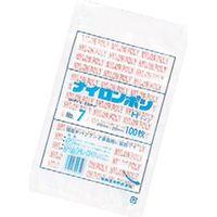 福助工業 ナイロンポリ Hタイプ(100枚入)No.9B 160×250 5535490(取寄品)