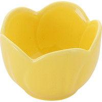 和食器コレクション 黄 梅型小鉢 8181170 江部松商事(取寄品)
