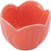 和食器コレクション 赤 梅型小鉢 8181190 江部松商事 (取寄品)