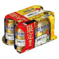 サントリー ザ・プレミアム・モルツ プレモル 初摘みホップ ヌーヴォー 350ml ×6缶