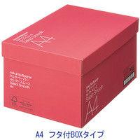 コピー用紙 マルチペーパー セレクト スムース A4 1箱(5000枚:500枚入×10冊) フタ付BOX 国内生産品 FSC認証 アスクル