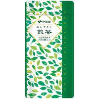 【水出し可】【茶葉】おもてなし煎茶 1袋(80g) 【玉露、抹茶使用】