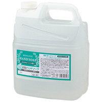 セディア 弱酸性薬用泡ハンドソープ さわやかなミントの香り 業務用4L 1個 熊野油脂 【泡タイプ】