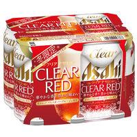 アサヒビール クリアアサヒ クリアレッド 350ml × 6缶