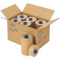 【ガムテープ】重梱包布テープ 841 0.3mm厚 無包装タイプ 50mm×25m 茶 古藤工業 1箱(30巻入)