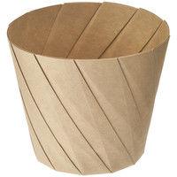シンメイ おりがみカップ茶大 1セット(80枚:20枚入×4袋)