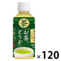 サントリー 伊右衛門 「お茶、どうぞ。」 ペットボトルお茶 緑茶 195ml 1セット(120本) オリジナル