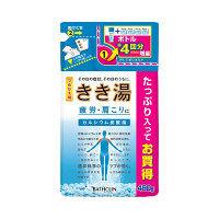 きき湯 カルシウム炭酸湯 詰替用(約16回分) 480g バスクリン 【医薬部外品】