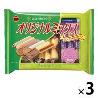 オリジナルミックスFS 3袋 ブルボン チョコレート