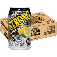直球勝負ストロング <レモン> 350ml缶×24缶