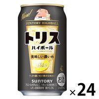 サントリー トリスハイボール 9% <キリッと濃いめ> 350ml×24缶