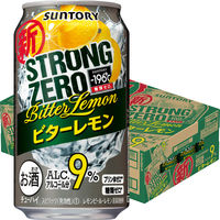 サントリー -196℃ストロングゼロ ビターレモン 350ml 24缶