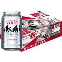 アサヒスーパードライ 350ml 1箱(24缶入) アサヒビール