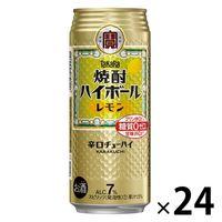宝 焼酎ハイボール レモン 500ml×24缶