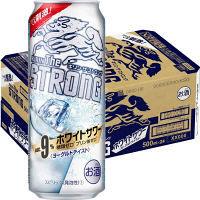 キリンビール キリン・ザ・ストロング ホワイトサワー 500ml × 24缶