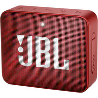 JBL Bluetoothスピーカー JBL GO2 レッド JBLGO2RED