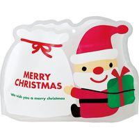ヘッズ クリスマスミニバッグ-ミニサンタ XMS-2MB 1セット(60枚:20枚×3パック)(直送品)