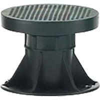 フクビ化学工業 屋外用プラ木レン マルチポスト 4A型 MPST4A 1ケース(100個入)(直送品)