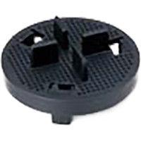 フクビ化学工業 屋外用プラ木レン マルチポスト用 セパレートキャップ MPSTSPK 1ケース(50個入)(直送品)