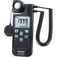 カスタム LEDモード付デジタル照度計 LX-3000 (直送品)
