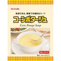 かんてんぱぱ コーンポタージュ 8食 216g