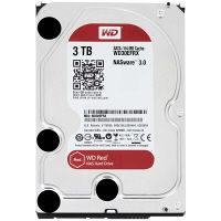 WD Redシリーズ 3.5インチ内蔵HDD 3TB SATA3(6Gb/s) IntelliPower 64MB WD30EFRX(直送品)