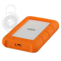 LaCie Rugged SECURE/2TB STFR2000403 1個(直送品)