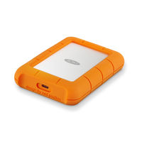 LaCie Rugged USB-C/5TB STFR5000800 1個(直送品)