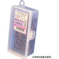 ダンドリビス 三角極細ビス FV50GB ブロンズメッキ Abox 4920125505074 1パック(86本入)(直送品)