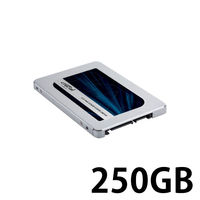 "クルーシャル Crucial MX500 250GB 2.5"" SSD CT250MX500SSD1JP"