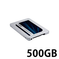 "クルーシャル Crucial MX500 500GB 2.5"" SSD CT500MX500SSD1JP"